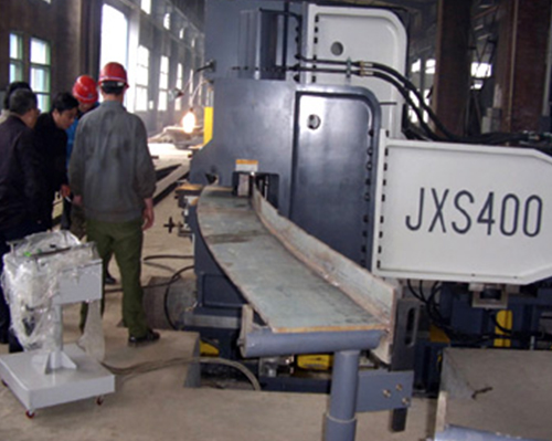 JXS400數控機械手肋骨冷彎機