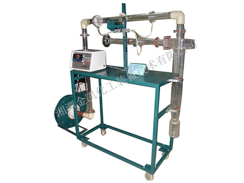 旋風除塵器性能測定實驗臺