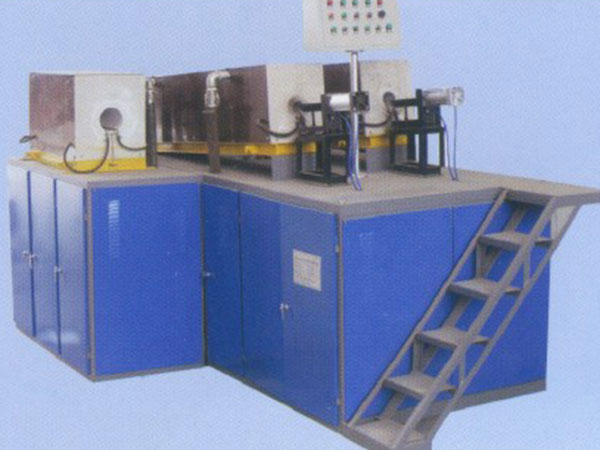 Multi-station diathermy furnace