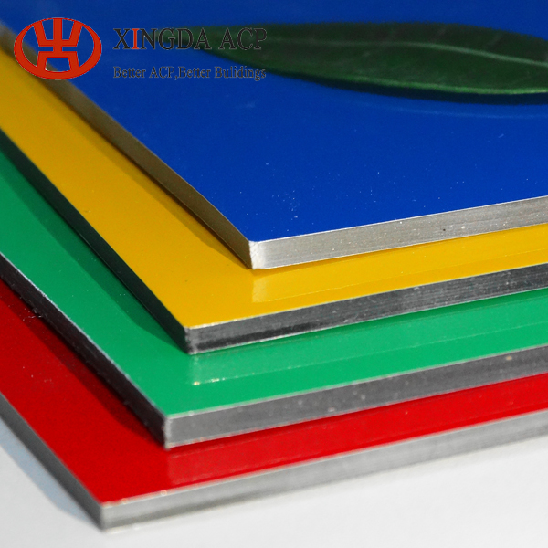 鋁塑板粘上干膠解決方法