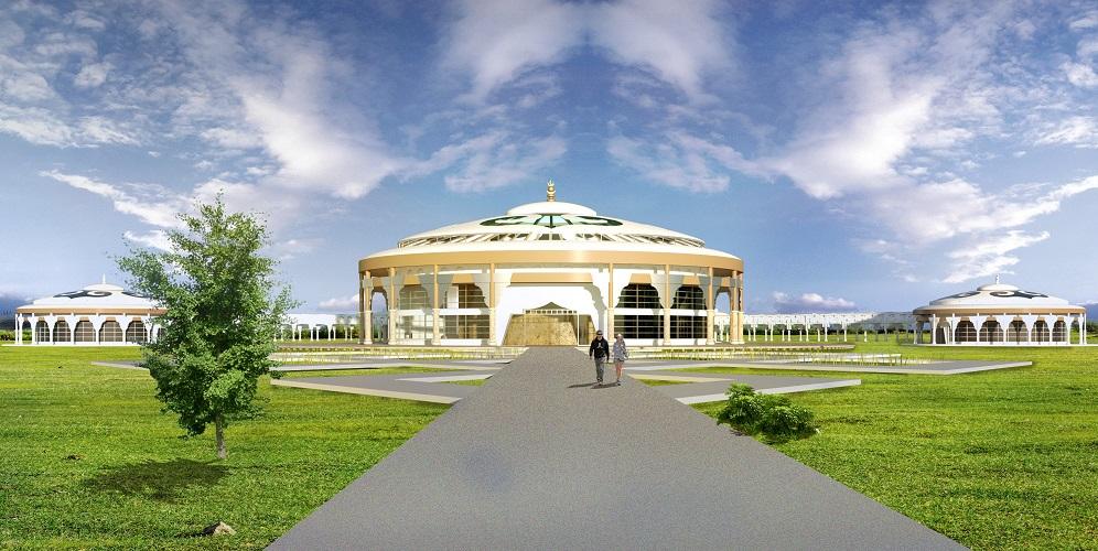 正藍旗可汗行宮休閑度假區總體策劃及核心區修建性詳細規劃