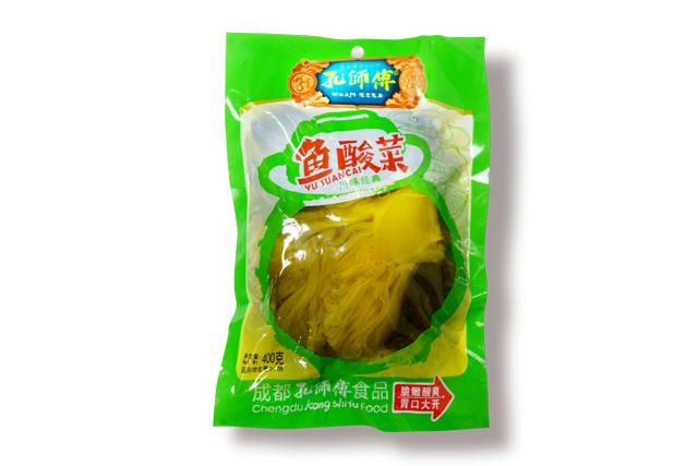 400克魚酸菜