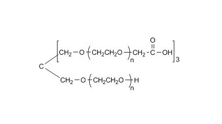 4arm PEG, 1arm-Hydroxyl, 3arm-Carboxyl