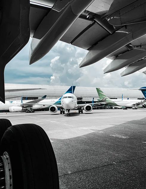 航空航天行業