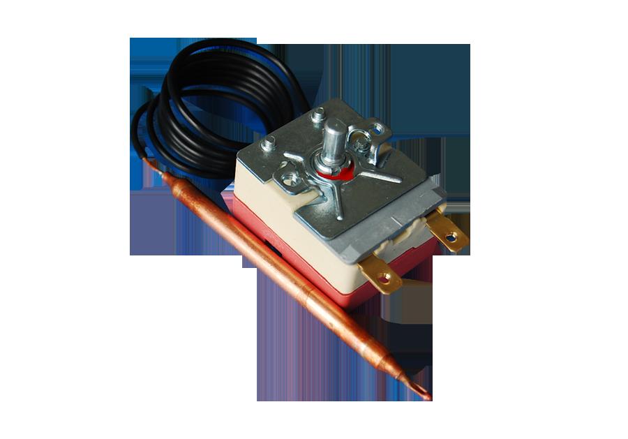 WY-C、WY-E系列 16A電熱水器溫控器