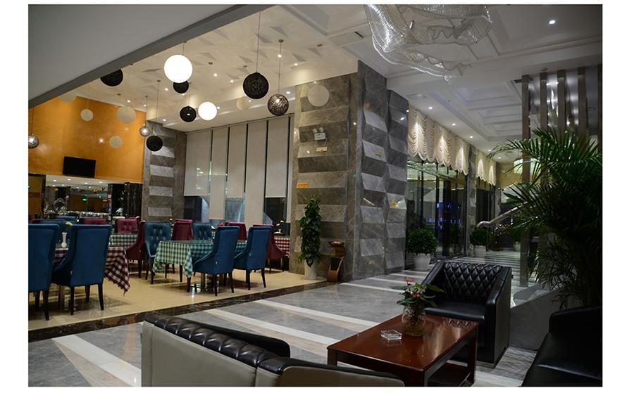 漢唐佳華酒店裝修設計