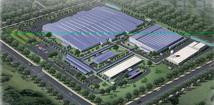 南京长安福特马自达发动机工厂