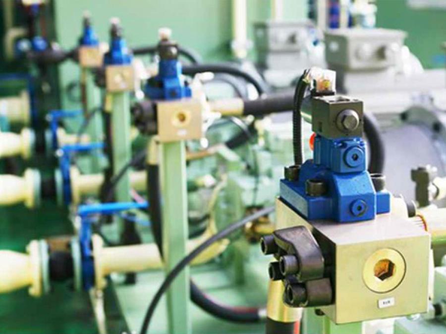 液壓主泵調壓閥塊