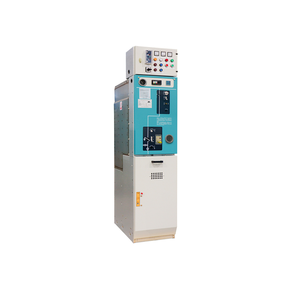 HXGT6B-12 environmental protection gas insulated metal enclosed ring network switchgear