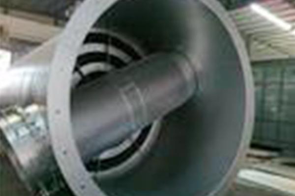 燃氣管道消音器