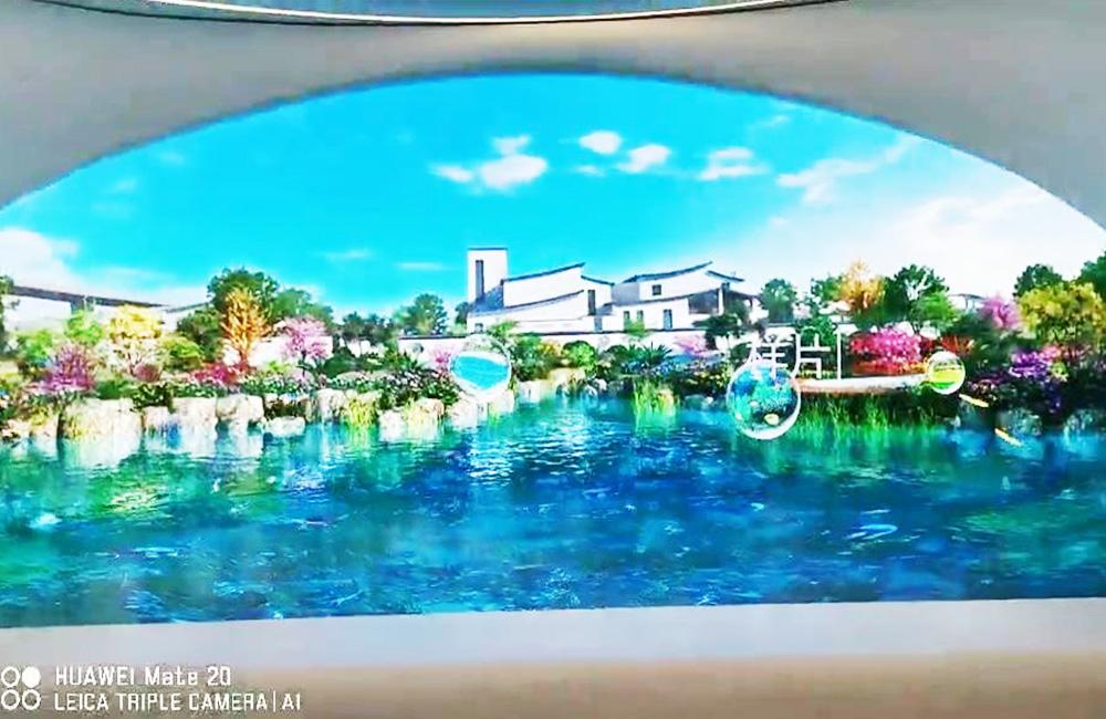杭州临平净水厂科普项目