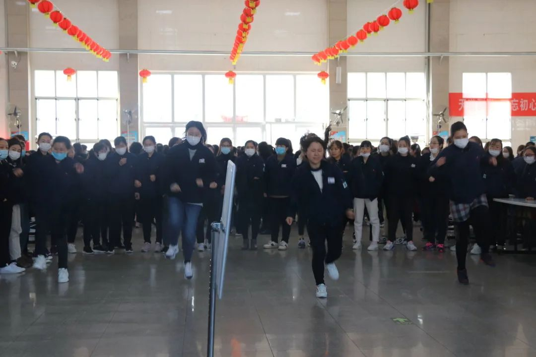 To live up to Fanghua, bravely striving for the first place