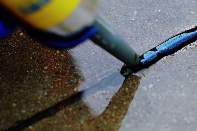 快速維修帶水止漏
