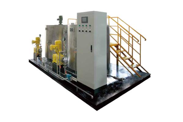 PLC 型 可編程控制加藥裝置