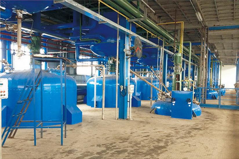 醇酸樹脂生產裝置