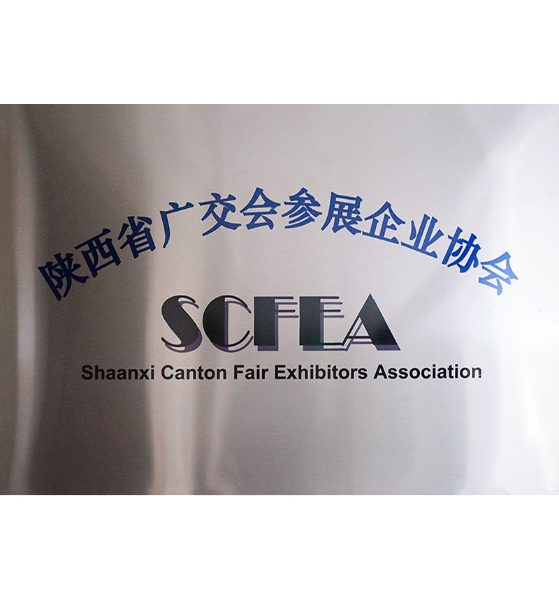 Shaanxi association of participating enterprises of Canton fair