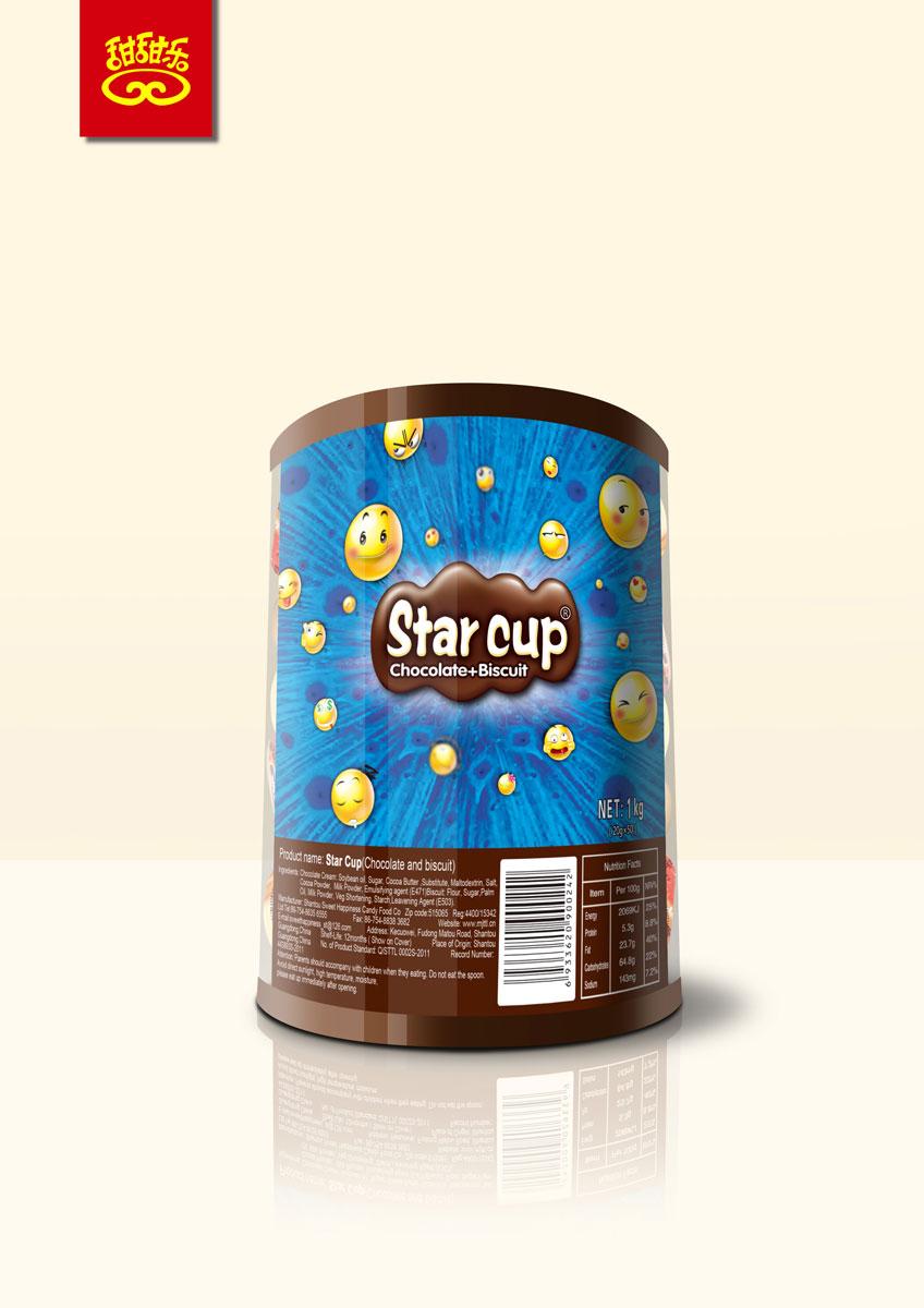 大星球杯罐標1000g