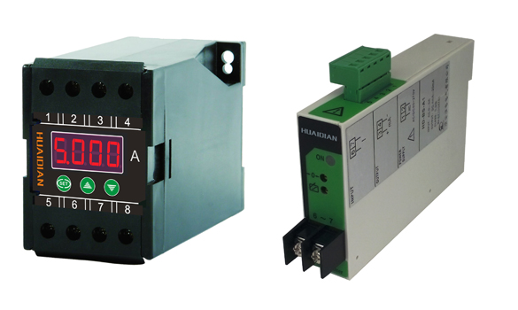 Single-phase AC voltage transmitter
