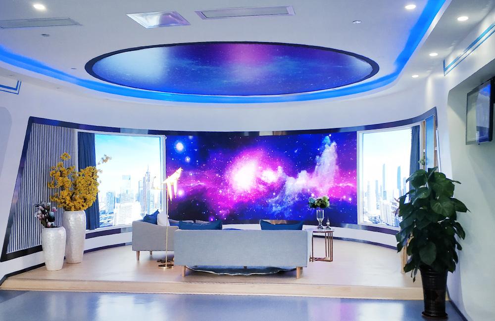 广东电网95598客户服务中心展厅