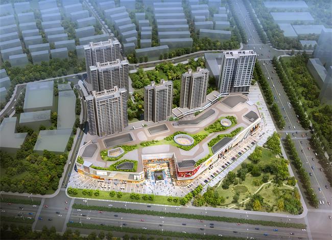 龍湖春江酈城項目