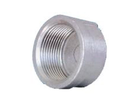 316L threaded cap