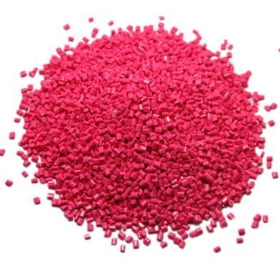 玫紅色彩色色母粒ABS PE 廠家直供 可定制