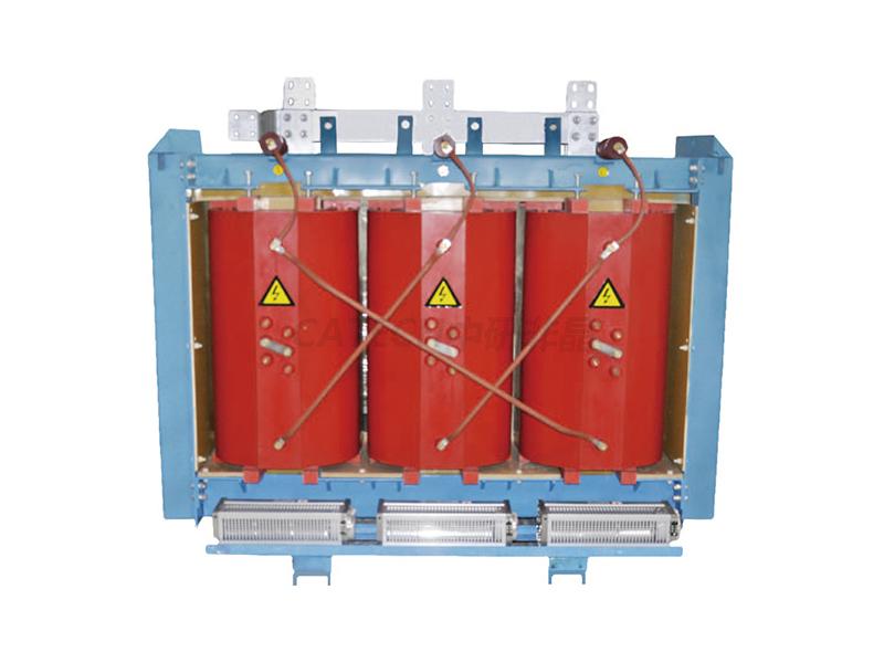 三相五柱非晶合金干式变压器
