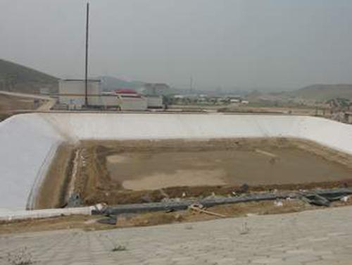 合肥市生活垃圾處理場防滲、防水工程