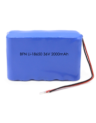 10S1P NMC Battery for Ebike