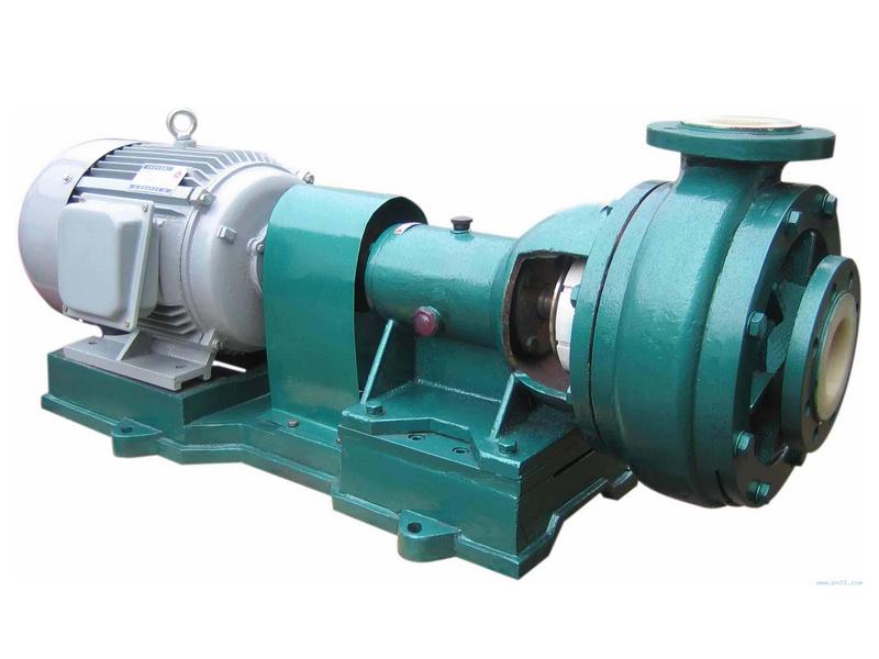UHB-ZK系列耐腐蝕耐磨砂漿泵