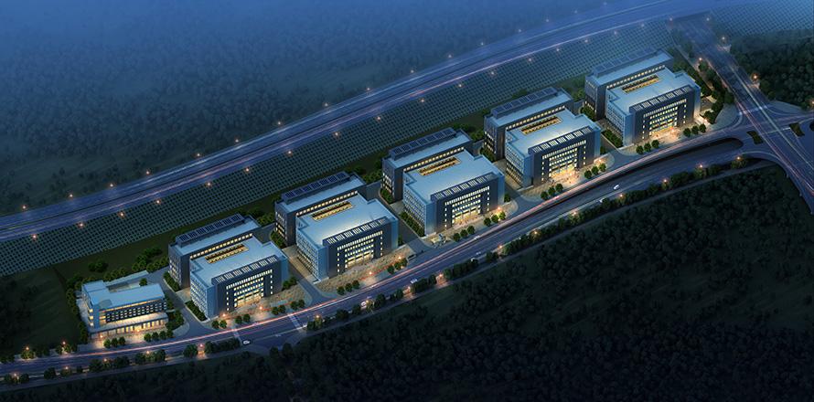 麻柳工业园