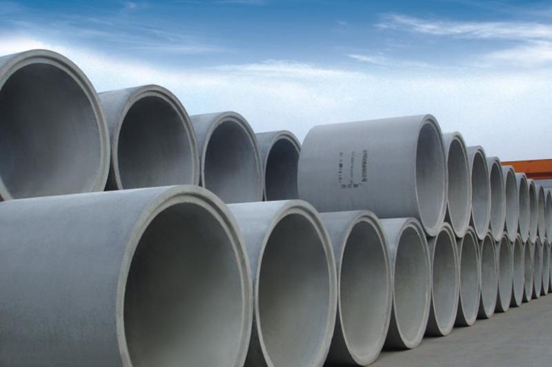 混凝土制品---企口式钢筋混凝土排水管
