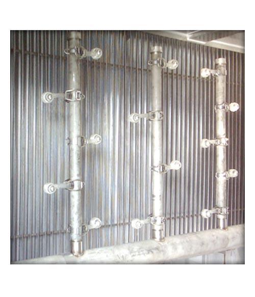 传统喷淋室