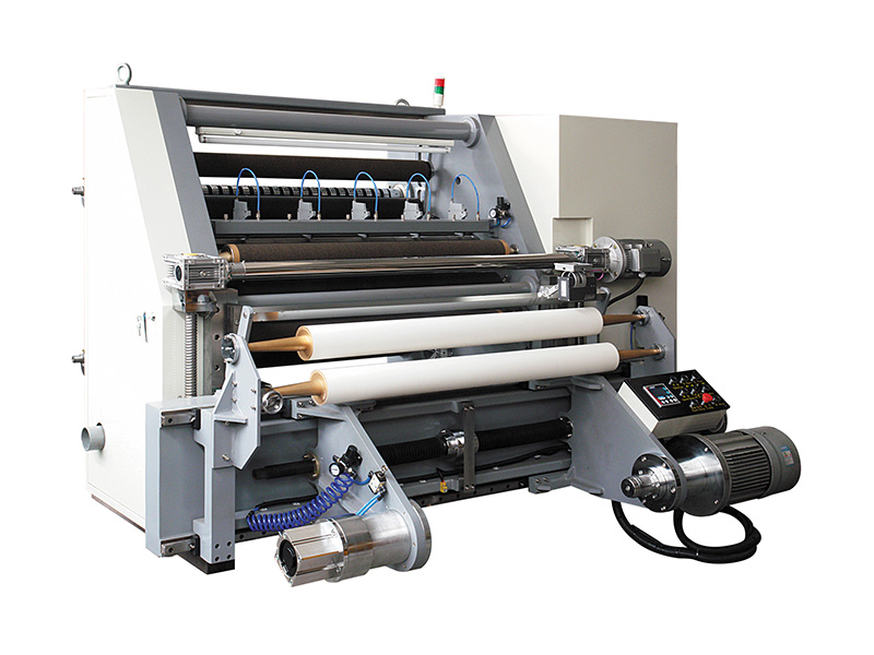 HFQD series printing and packaging film computer high-speed slitting machine