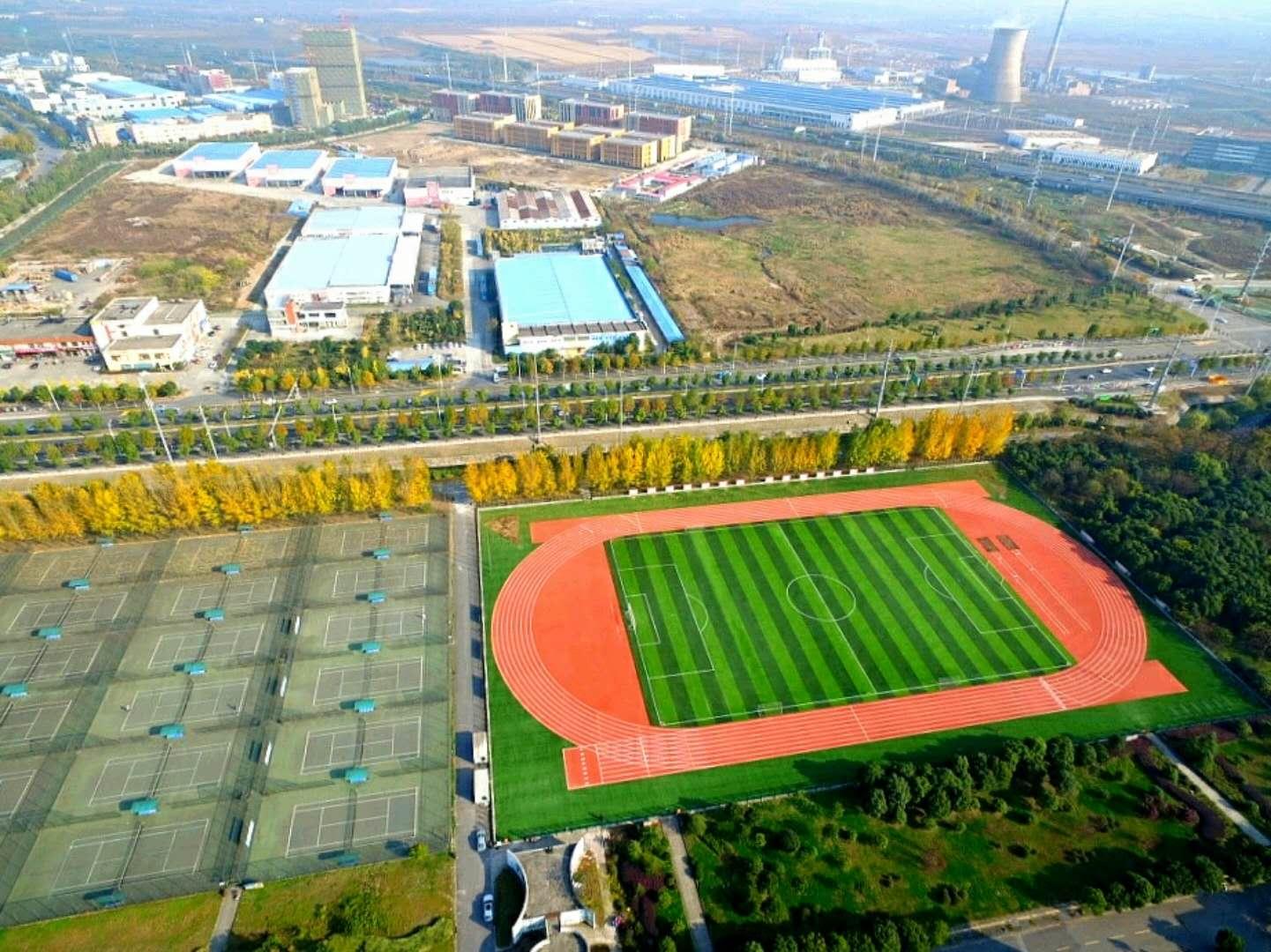 東南大學九龍湖校區梅園、橘園運動場改造工程