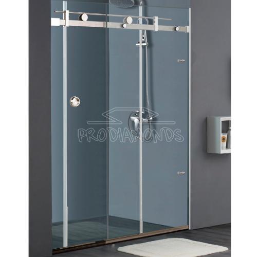 Frameless glass Shower Room System