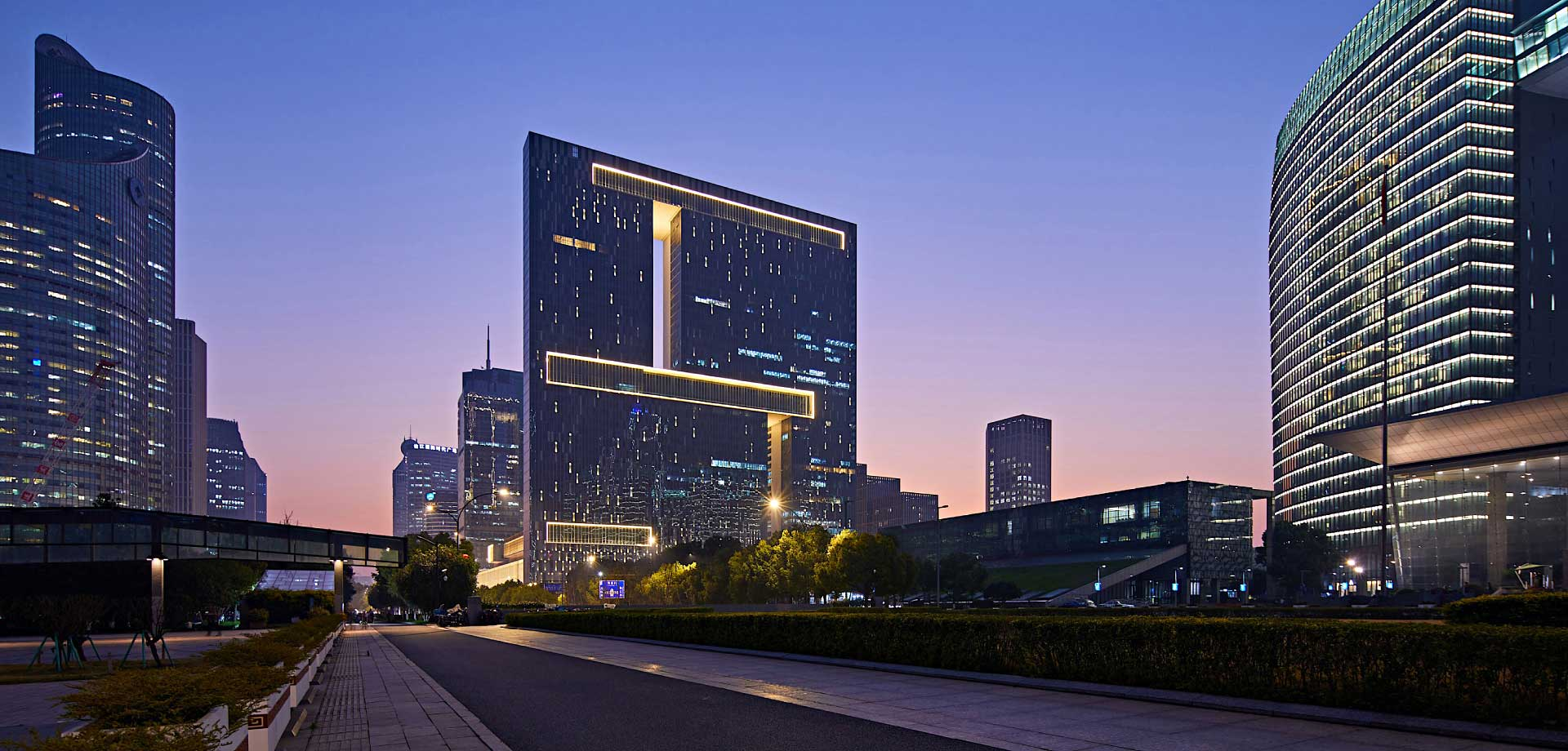 HEADQUARTER HANGZHOU