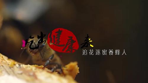 《吃出健康來》第五期:《追花逐蜜養蜂人》
