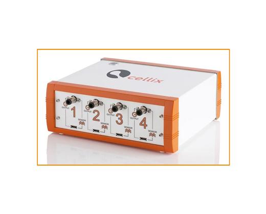 Cellix 微流控压力泵 4U Pump