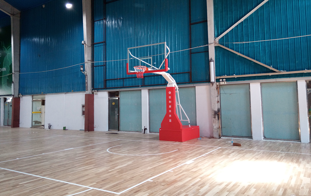 篮球器材业绩图