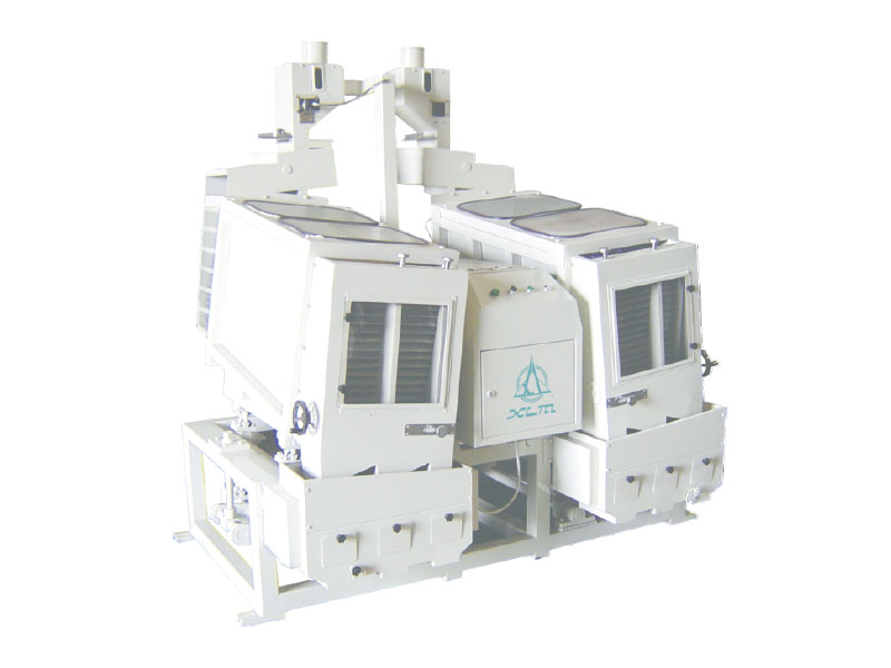 Model MGCZ Double-Body Gravity Paddy Separator
