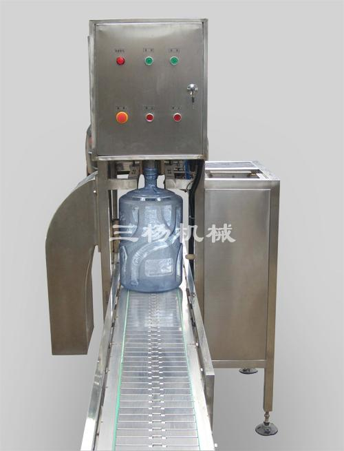 300桶每小時自動外洗桶機