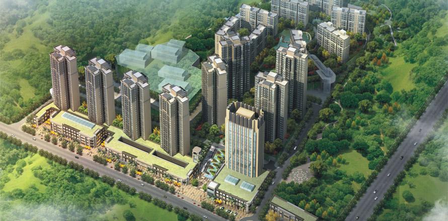 重庆石柱南滨尚城