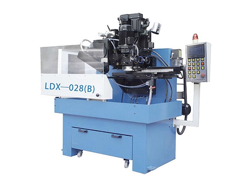 LDX—028(B)全自動數控框據、帶鋸側角機