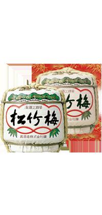 松竹梅清酒 <br/>1.8L酒樽