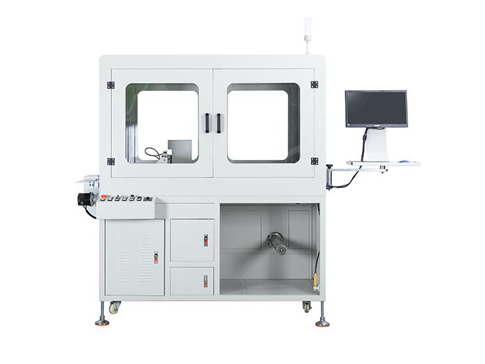 机械手式CCD对位冲切机