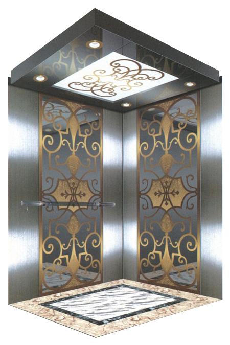 浅谈彩色不锈钢板在电梯装潢中使用