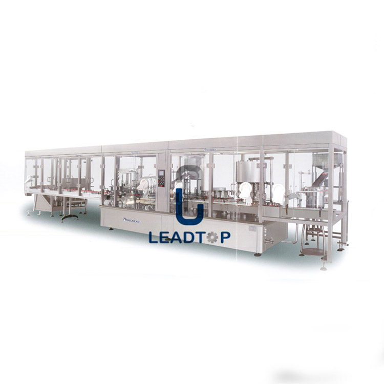 YG200 High-Speed Eysdrop Aseptic Filling Production Line