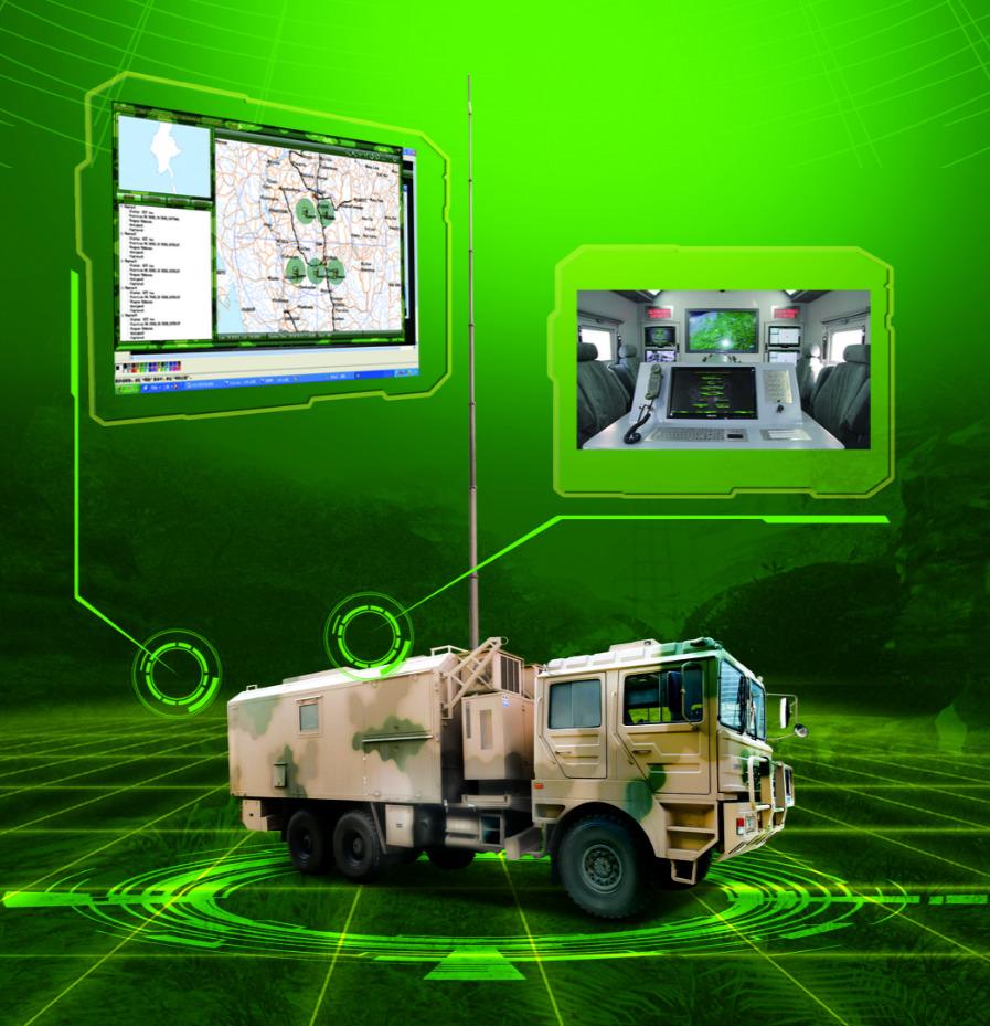 TH-G701/G701A(SmartCOM )野战通信指挥系统