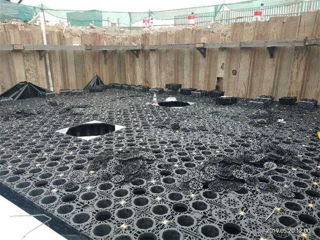 廣東_佛山雨水收集利用系統模塊水池項目工程